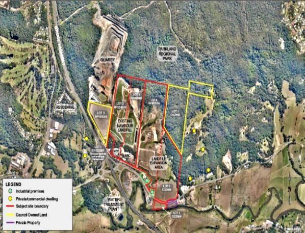 Sunshine Coast Council wants to expand its Nambour landfill.