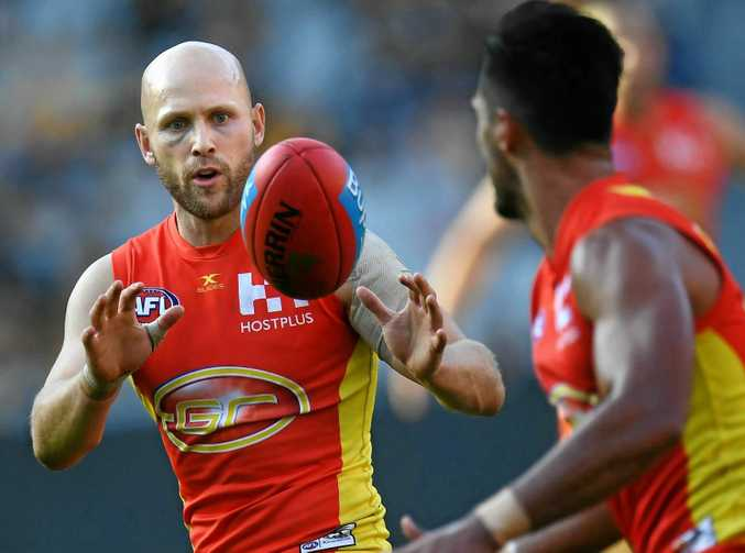 Gary Ablett is set to return for the Gold Coast against Port Adelaide.