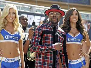Mayweather and McGregor trade barbs again