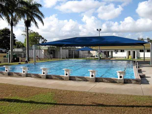 The Sarina Swim Centre.