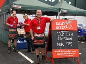 Mackay pollies bicker over more time for Bunnings snags