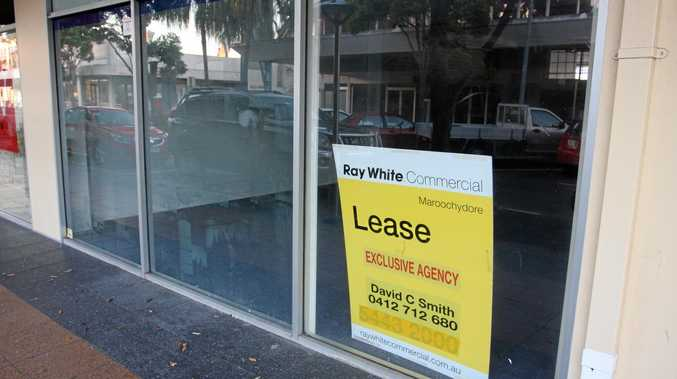 A reader has raised concerns over 'to let' signs on the Sunshine Coast.