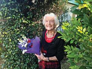 Valley's longest-living resident has 105 reasons to smile