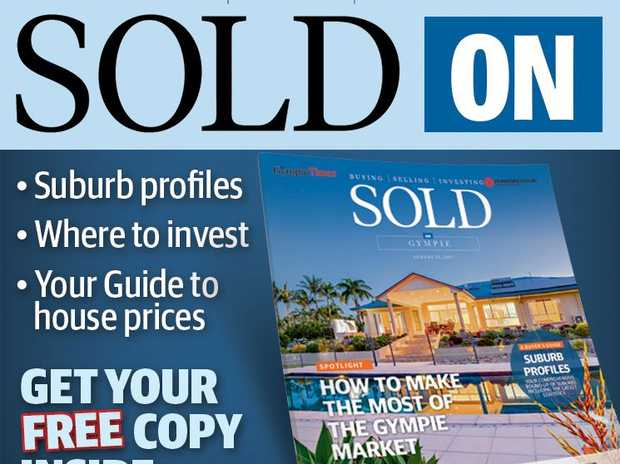 Look out for SOLD ON in The Gympie Times on Wednesday.