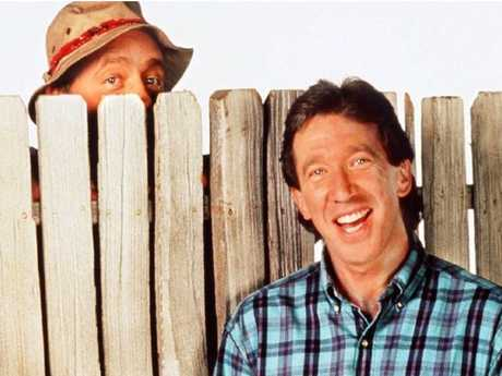 Not all of us can get along like Wilson and Tim 'The Toolman' Taylor.