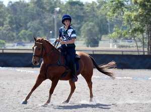 Fraser Coast Interschool Equestrian Competition