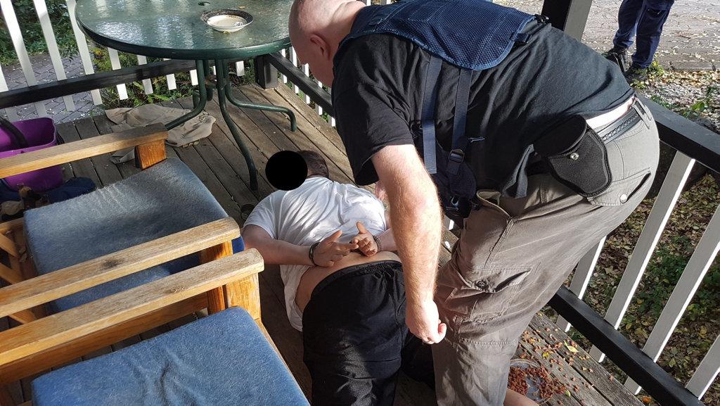 Man arrested during drug raid in Goonellabah