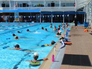 Classes to restart at Toowoomba Aquatic Centres today