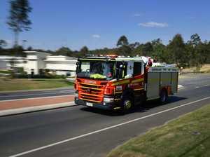 Car set on fire in bushland