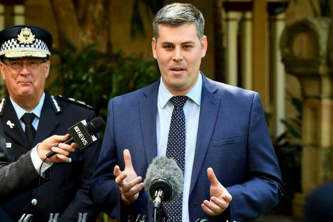 The Opposition has called for Police Minister Mark Ryan to be sacked.