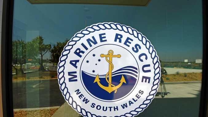 Marine Rescue Tower in Ballina.