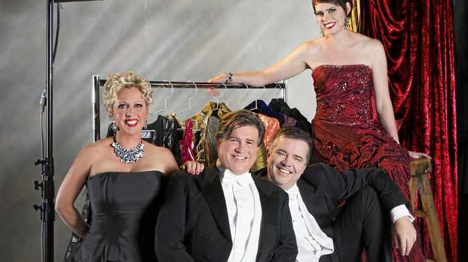 CLASSIC APPEAL: A Night with Opera Queensland.