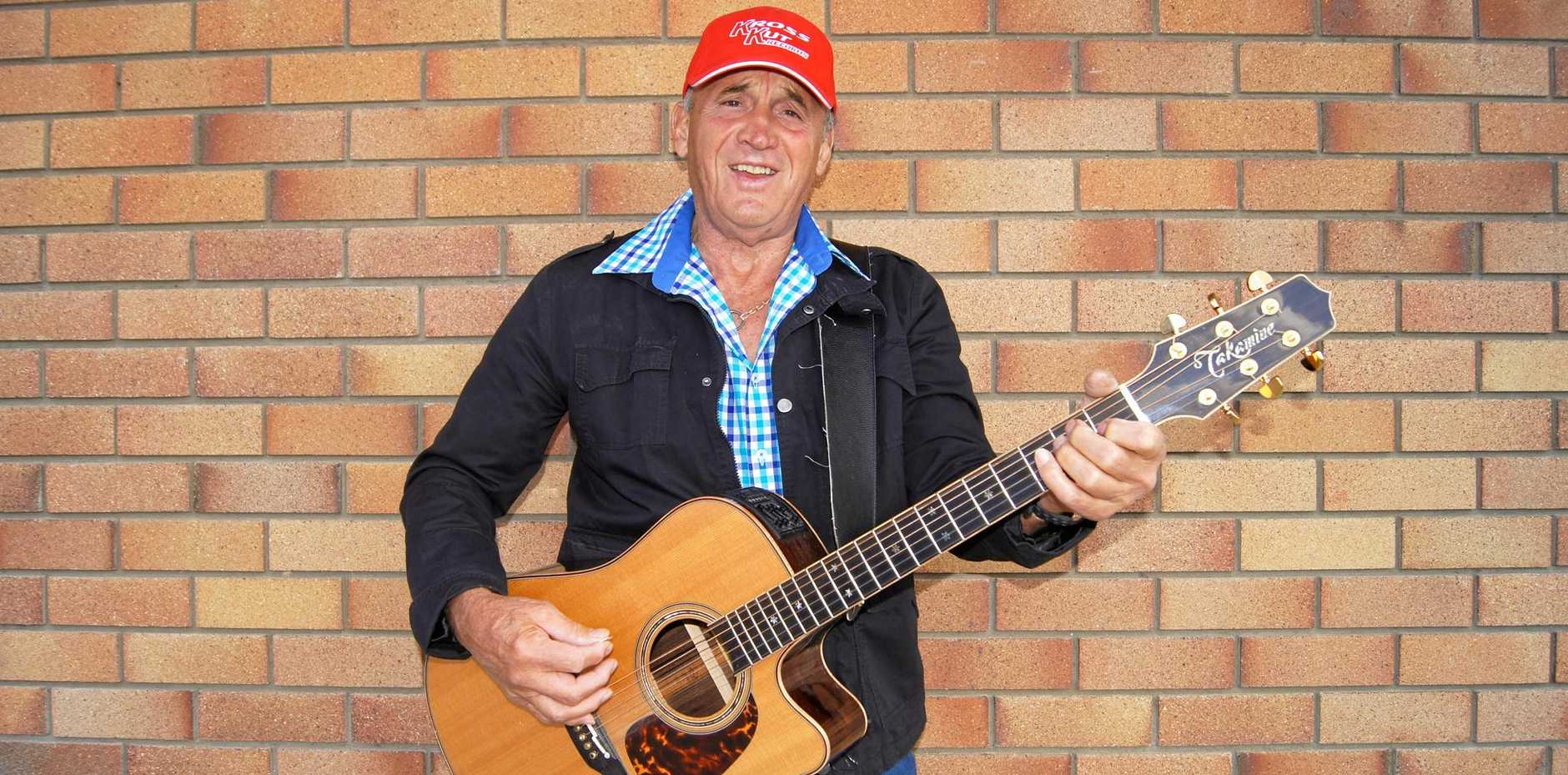 NEW MUSIC: Country musician Peter Salata has released his eighth album called