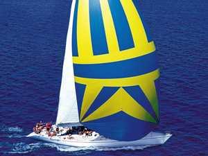 New lease of life for maxi, courtesy of Coast sailor