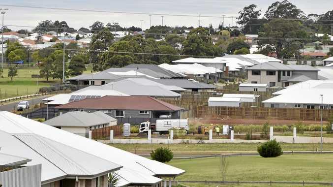 Toowoomba. South Toowoomba. Real estate. Property July 2017