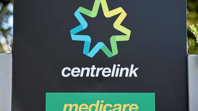 Centrelink worker went that little bit further to claim benefits.
