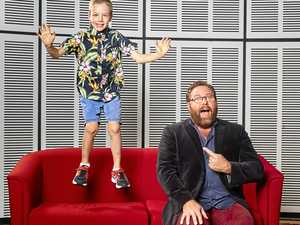 Aussie kids show off their talent on TV