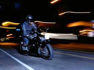 Motorcyclist nabbed 64km over the limit on major Coast road