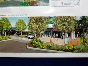 Caloundra streetscape plans