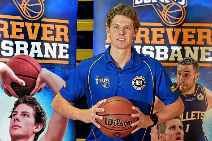 The Brisbane Bullets will play Illawarra Hawks in a pre-season trial on the Coast with development player Tom Fullarton hoping for a run.
