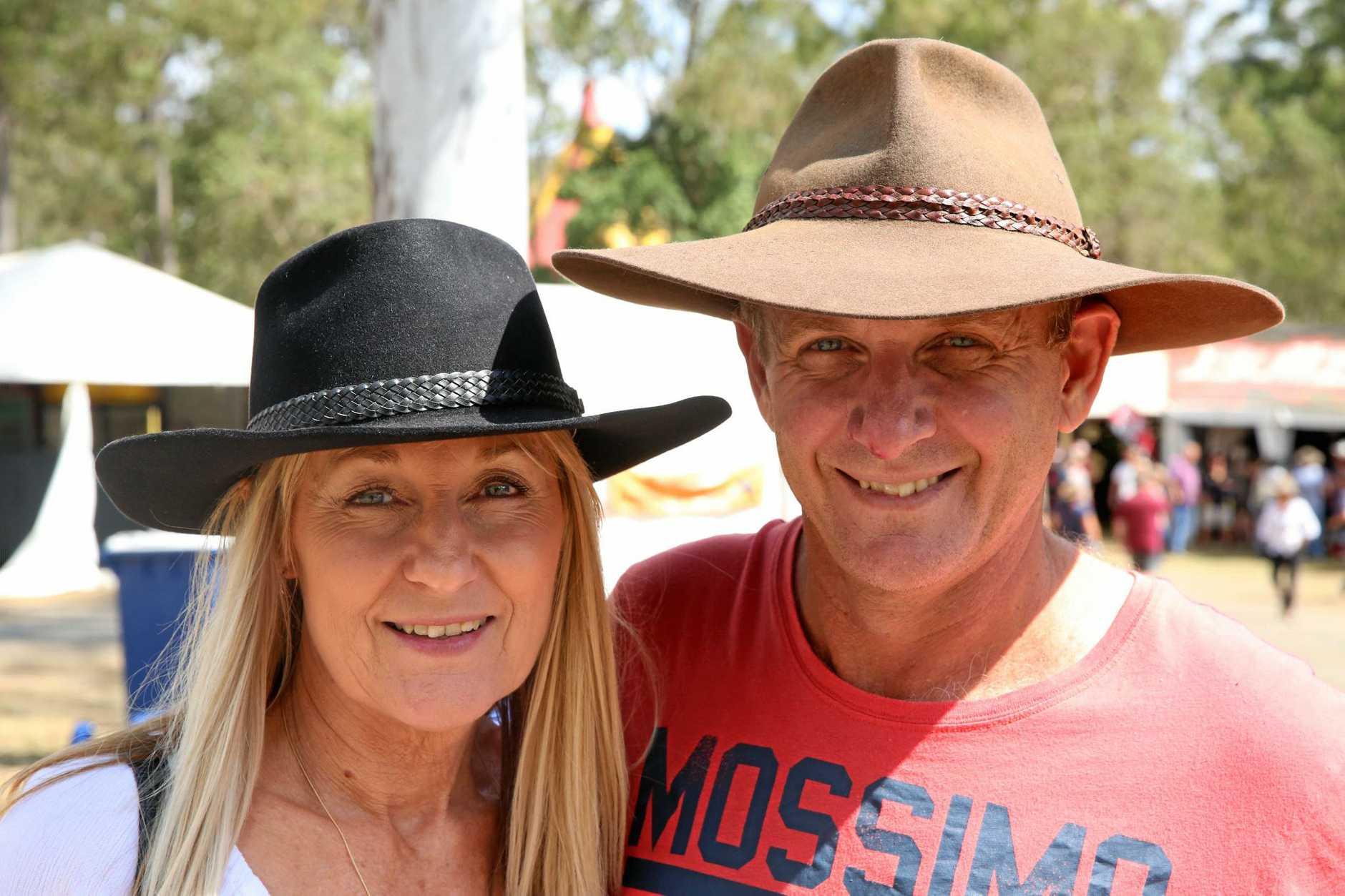 Karen and Mark Clein.