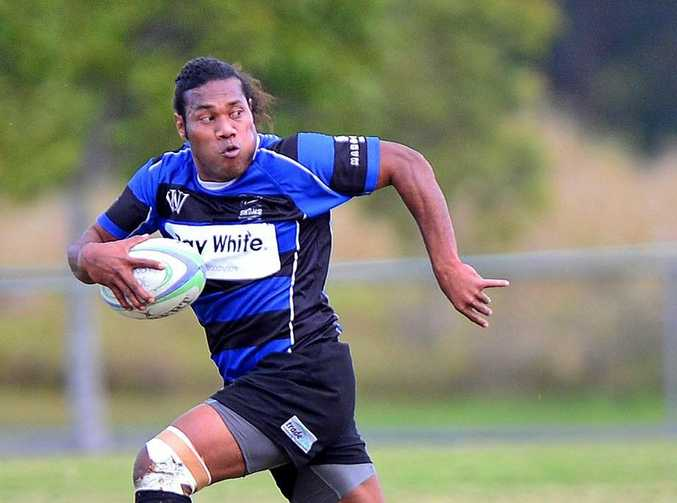 Maroochydore's Lasaro Manamoli is likely to miss this weekend's game due to injury.