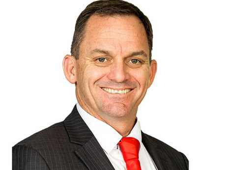 Toowoomba South candidate Jeremy Scamp.