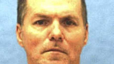 Mark Asay is to die by lethal injection after 6 p.m. Thursday, Aug. 23, 2017. Asay was convicted by a jury of two racially motivated, premeditated murders in Jacksonville in 1987. (Florida Department of Corrections via AP)