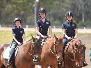 Fraser Coast Interschool Equestrian Day 2