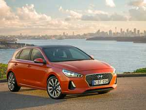 Early admiration for 2017 Hyundai i30