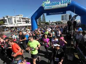 Well done to all in the Coast marathon event