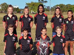 Mackay players spearhead NQ Cyclones rep team