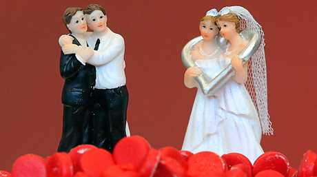 All weddings are based around a simple civil service.