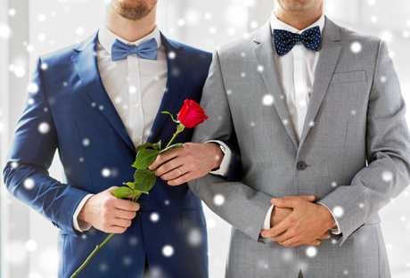 Same-sex coupls will not mind if businesses do not want to provide wedding services for them.