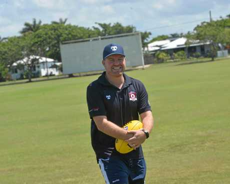 It is so good for sport in general in Mackay, we're very proud of them and we wish them all the best - AFLQ Mackay's competition and club development manager Paul Scullie.