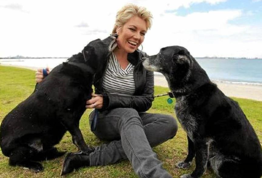 Melinda Schneider is on the lookout for a Coffs Harbour pup to star in her show.