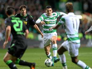 Rogic's Celtic draws big guns in Champions League
