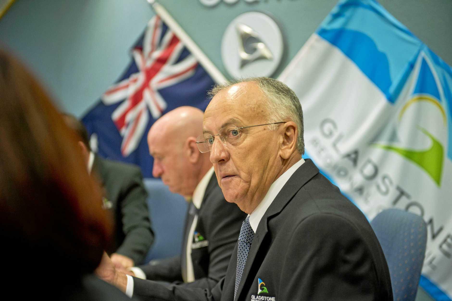 Cr Glenn Churchill.Photo Paul Braven / The Observer