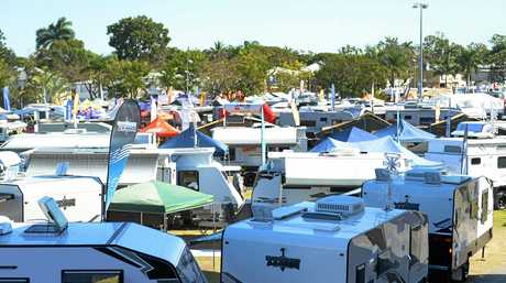 The Rockhampton Home Show plus Caravan, Camping, 4X4 and Fishing Expo 2017.