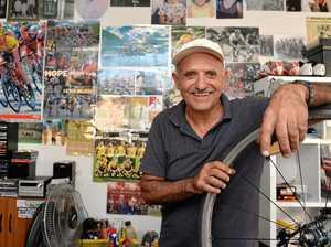 The incredible secret life of Mackay's Louis Bezzina