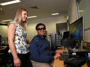 TAFE student Kushal has sights set on a future in IT