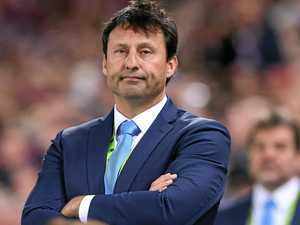 Laurie Daley responds to shock NSW axing