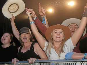 GALLERY: Muster magic continues
