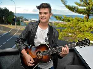 Talent search winner back for a taste of Main Stage