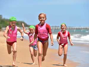 Hervey Bay Surf Club holds sign-on for nippers