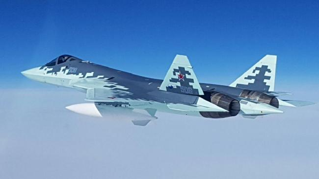 "The Russian media likes to call the new aircraft the ""Ghost"" presumably because it is intended to be so stealthy it cannot be seen or detected."