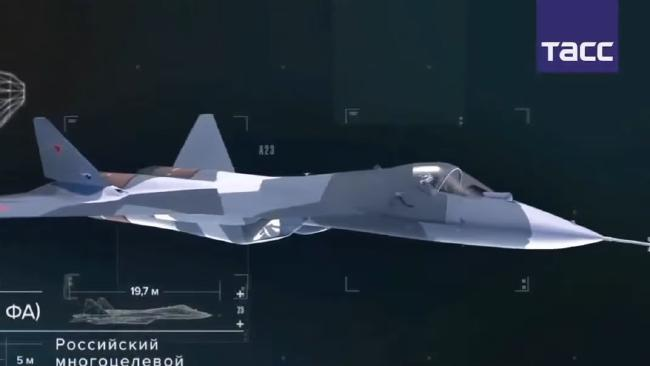 Russian media has widely lauded the Su-57.