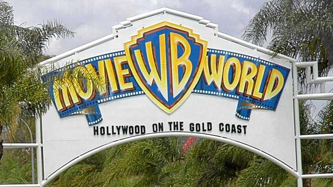 Movie World on the Gold Coast.