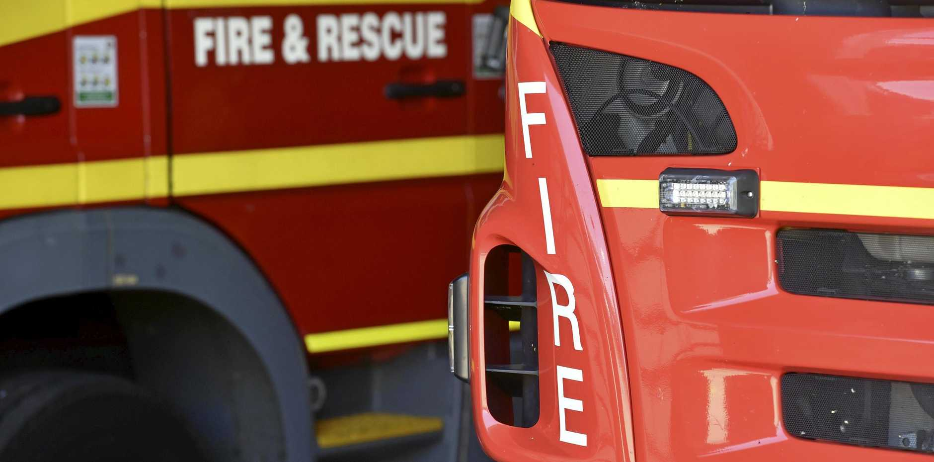 SMOKE SPOTTED: Fire crews are responding to an address in Freestone.