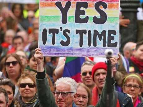 MPs say 'yes' to marriage equality